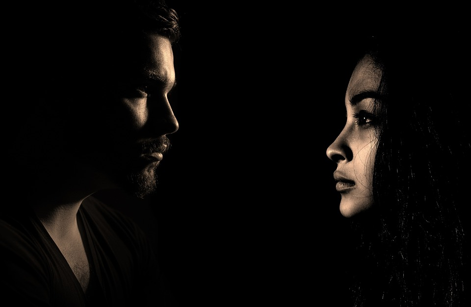 L'homme et la femme shandarienne