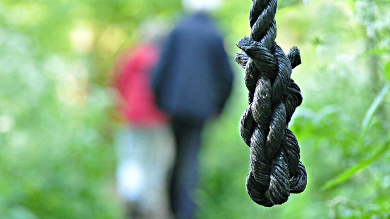 Le suicide est interdit sur la voie du shandarien