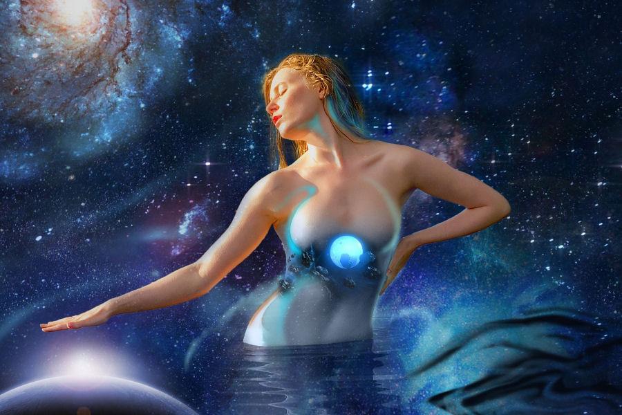 Les 13 vertus de l'être cosmique