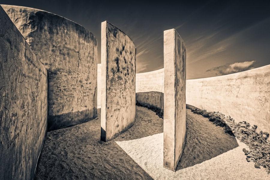 Le symbole du labyrinthe