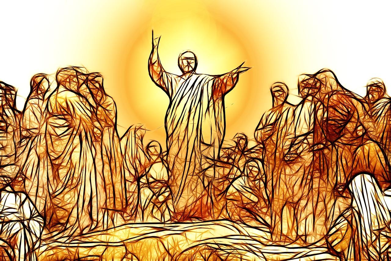 Les sermons n'existent pas dans la pratique shandarienne