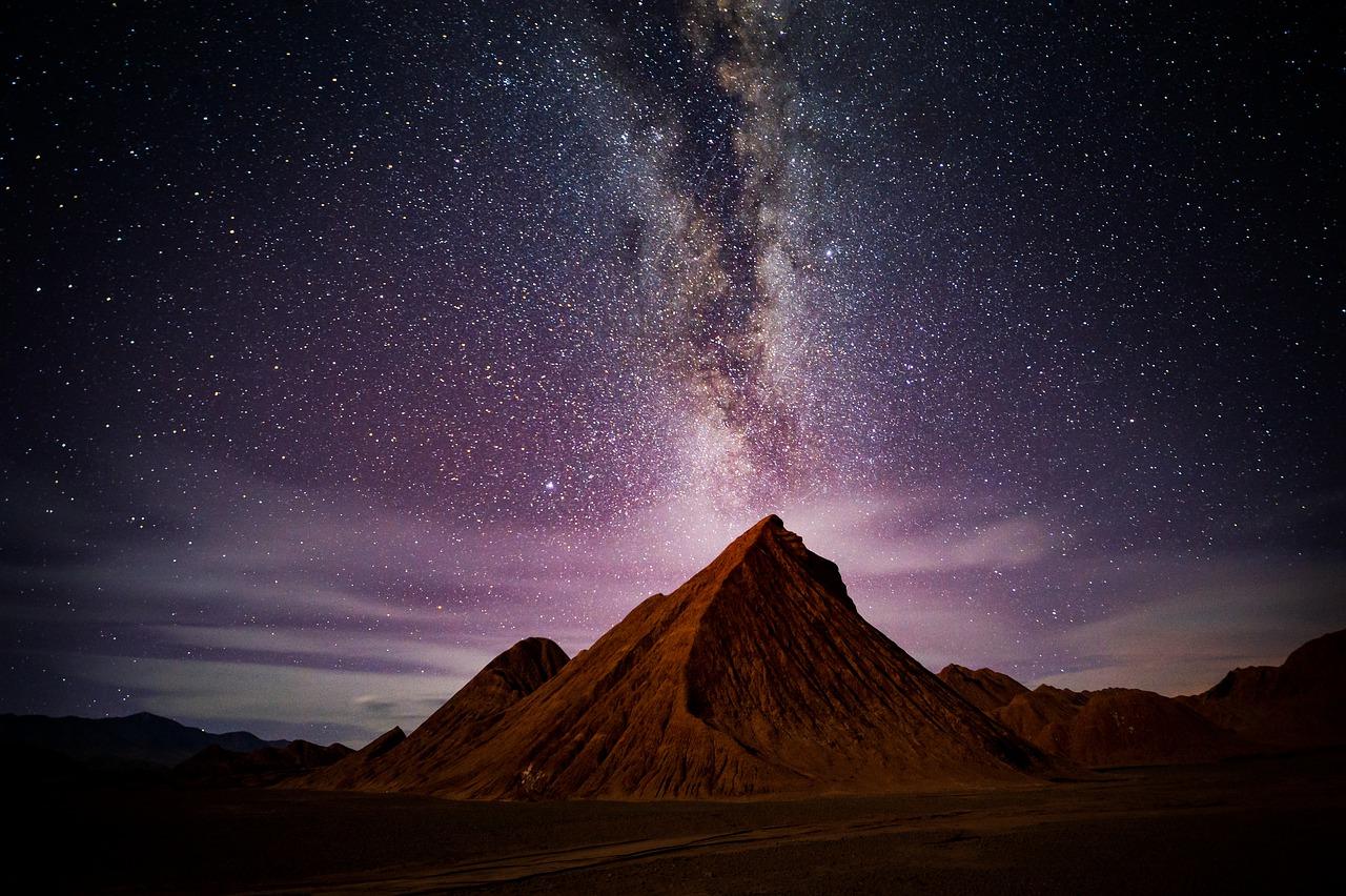 Les gratitudes à l'univers