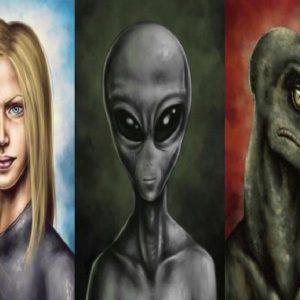 La zoologie de l'univers