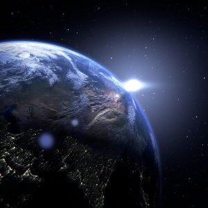 Comment est née la planète terre?