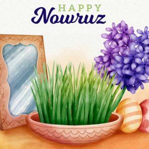 Joyeux Nowruz 2021