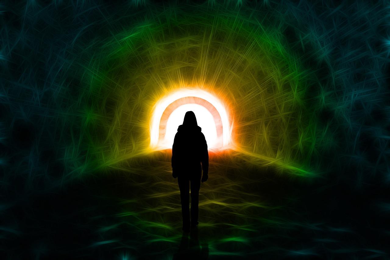 Le Tunnel de lumière